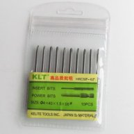 10pcs Philips Screwdriver Bit Φ1.5mm