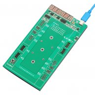 iPhone Battery Activation Board with Power Current Voltage Displ