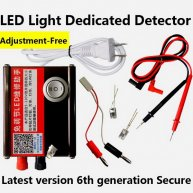 Adjustment-Free LED Light Dedicated Detector