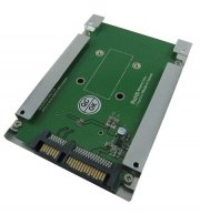 Adapter SATA III to mSATA with 2.5 Inch Housing