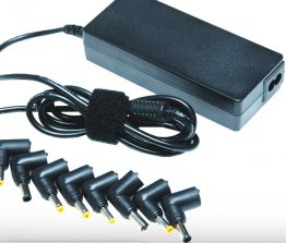 90W Laptop Power Adapter with 10 DC Connector