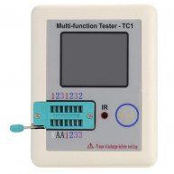 LCR-TC1 Multi-functional TFT Backlight Transistor Tester