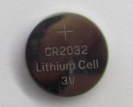 Lithium Cell CR2032 3V CMOS Battery