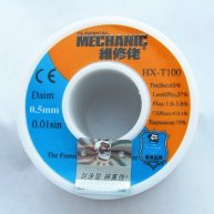 Mechanic Solder Wire Tin Lead 0.5mm