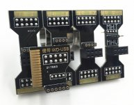 9pcs PC3000 Terminal Command Connectors