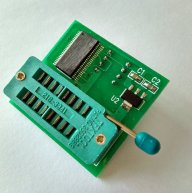 1.8V SPI Flash Adapter