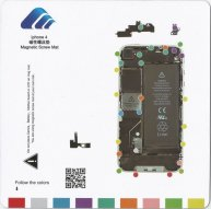 iPhone 4 4G AT&T GSM Screw Magnetic Chart Mat