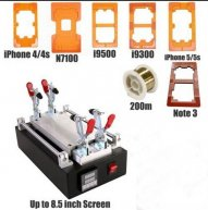 Screen Repair machine Kit LCD Separator Front Glass iPhone 4/5s