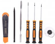 7 in 1 Repair Pry Opening Tools Screwdriver Set Kit