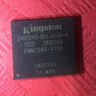 Kingston EMMC08G-V100