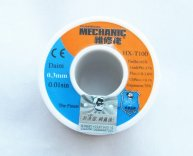 Mechanic Solder Wire Tin Lead 0.3mm