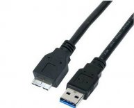 USB 3.0 Male to Micro B Male Cable