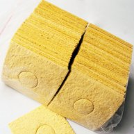 5pcs Soldering Iron Cleaning Sponge