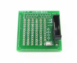 Desktop 939 CPU Fake Loading Board with LED