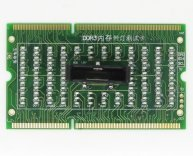Double-faced Laptop DDR3 Slot Testing Board with LED