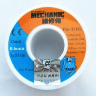 Mechanic Solder Wire Tin Lead 0.6mm