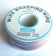 8 Colour Wire Wrapping Wrap 300 Meters