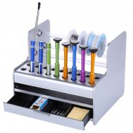 Multi-Function Screwdriver Storage Box